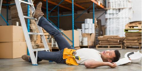 Workers' Comp Help: What to Do After a Work-Related Injury, St. Peters, Missouri
