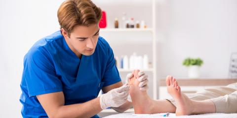 A Guide to Infections in Ingrown Toenails, St. Peters, Missouri