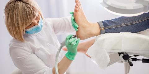 Guide to Treating Gout At Home & With a Podiatrist, St. Peters, Missouri