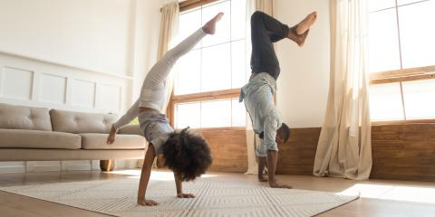 5 Tips to Enrich Gymnastics Skills at Home, St. Peters, Missouri