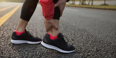 How to Facilitate Recovery With a Sprained Ankle, Florissant, Missouri