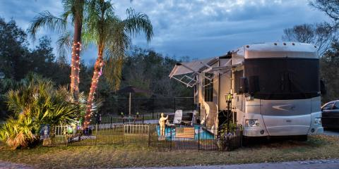 3 Reasons to Choose RV Parks Over Hotels, Pinellas Park, Florida