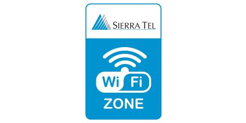 New Sierra Tel WiFi Hot Spot, Oakhurst, California