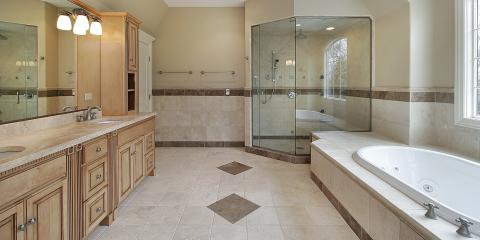 5 Tips for Selecting Tile Flooring for a Bathroom, St. Charles, Missouri