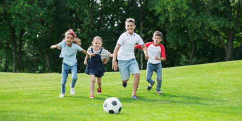 4 Benefits of Exercise for Children, St. Peters, Missouri