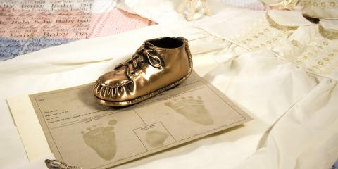 The History of the Bronzed Baby Shoe Tradition, Innsbrook, Missouri