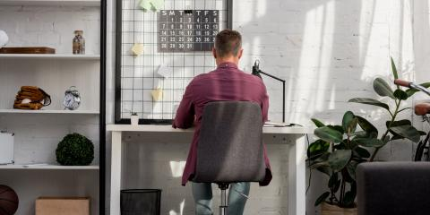 3 Tips for Setting Up an Ergonomic Home Office, St. Peters, Missouri