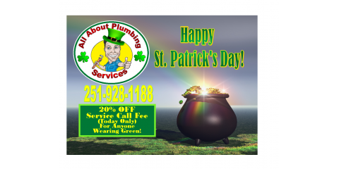 St. Paddy's Day!, Fairhope, Alabama