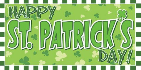 St Patrick's Day Coupons For Our Service Department, Evergreen, Montana