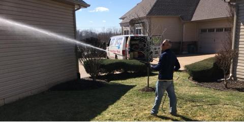 3 Signs Your Home's Exterior Needs Power-Washing, St. Charles, Missouri