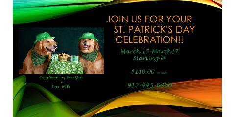 St.Patricks Day!!, Richmond Hill, Georgia
