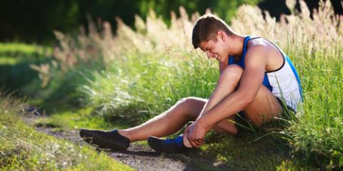 The 3 Types of Sprained Ankles You Need to Know About, St. Charles, Missouri