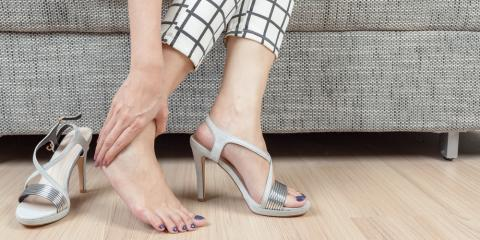 3 Signs Your Shoes Are the Cause of Your Foot Pain, St. Charles, Missouri