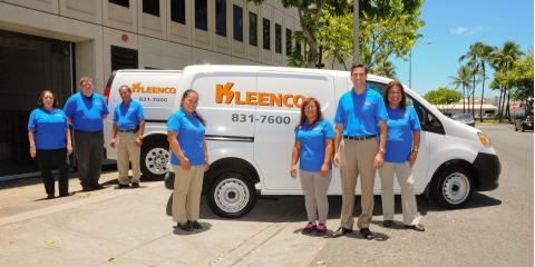 Kleenco Group, Cleaning Services, Services, Honolulu, Hawaii