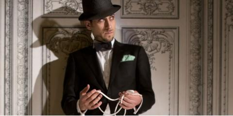 Book Marco The Magician For Your Holiday Party NYC, Philipstown, New York