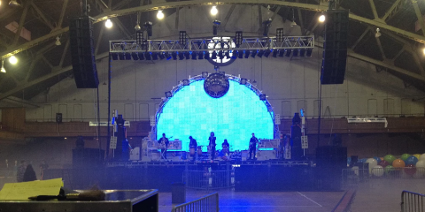3 Benefits of Using LED Video Panels In Your Concert, Batavia, New York