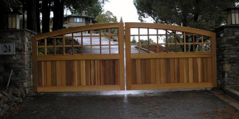 The Multifaceted Appeal of Custom Gates, Islip, New York