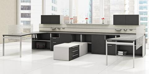 Office Furniture Tip: Use Furniture to Define Your Work Space, Rahway, New Jersey