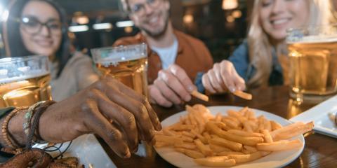 3 Popular Cuts of French Fries, Manhattan, New York