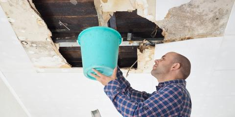 5 Steps to Take When an Office Has Water Damage, Stamford, Connecticut