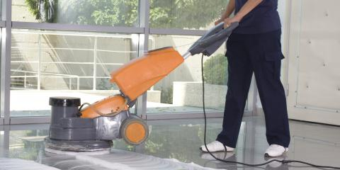 3 Reasons Regular Floor Maintenance Is Essential for Businesses, New Haven, Connecticut