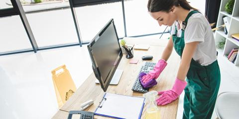 5 Office Cleaning Tasks to Perform Daily, New Haven, Connecticut