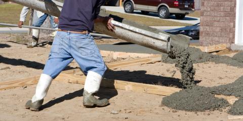 Deciding Between Asphalt & Concrete Paving for Your Next Project, Stamford, Connecticut