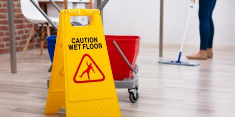 3 Reasons to Schedule Professional Office Cleaning this Winter, New Haven, Connecticut