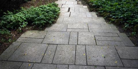 What Are the Differences Between Stamped Concrete & Concrete Pavers?, Windham, Connecticut