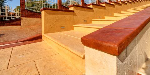 Why You Should Install Stamped Concrete at Your Business, Norwood, Ohio