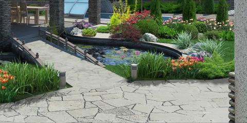 3 Ways You Can Use Stamped Concrete Designs, Brunswick, Ohio
