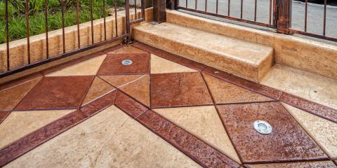 5 Mistakes to Avoid During a Stamped Concrete Project, Windham, Connecticut