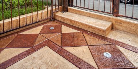 Everything You Need to Know About the Stamped Concrete Process, Norwood, Ohio