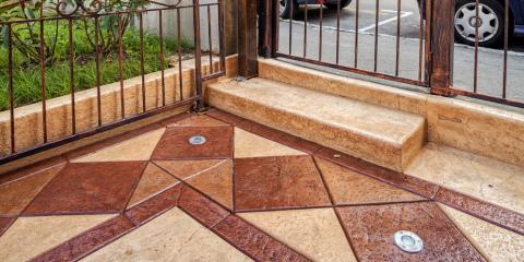 3 Myths About Stamped & Color Concrete, Windham, Connecticut
