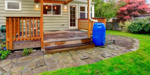 Top 3 Benefits of Stamped Concrete, Jacksonville, Arkansas
