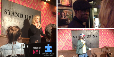 Star-Studded Updates From Stand Up NY Comedy Club, Manhattan, New York