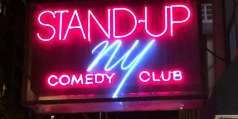 Stand Up NY Comedy Bar Offers Laughs Every Night of The Week, Manhattan, New York