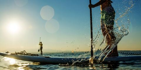 3 Tips to Improve Your Stand Up Paddleboard Skills, Santa Monica, California