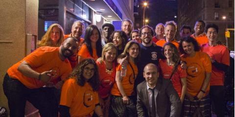 Comedy Club Hosts Successful Fundraiser Benefitting The Leukemia & Lymphoma Society, Manhattan, New York