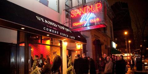 Stand Up Comedy Specials for Manhattan Businesses on Industry Night Mondays, Manhattan, New York