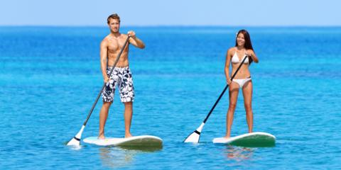 How to Stay Safe Stand-Up Paddle Boarding & Kayaking in Hurricane Season, Honolulu, Hawaii