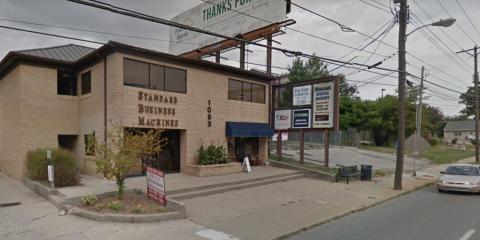 Standard Business Machines, Printers & Copiers, Services, Lexington, Kentucky