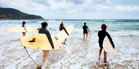 3 Reasons You Should Book Corporate Surf Lessons, Santa Monica, California