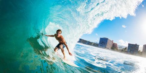 3 Surfing Hazards & How to Avoid Them, Santa Monica, California