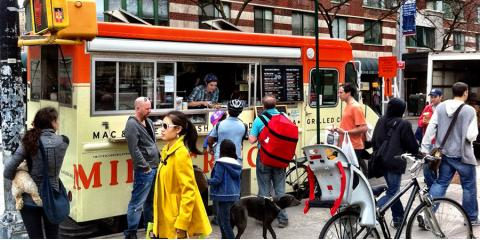 3 Reasons It's Smart to Start a Food Truck, Brooklyn, New York