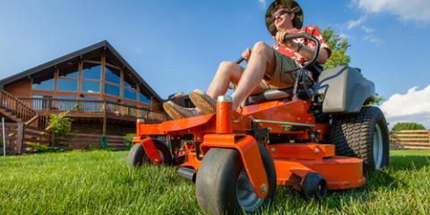 How to Know if Your Riding Mower Has a Bad Starter, De Kalb, Texas