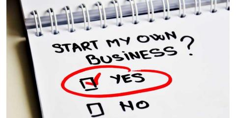 3 Reasons to Start Your Business Immediately!, Northwest Harris, Texas