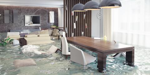 3 Steps to Follow After a Flood, Jefferson, Missouri