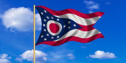 The Ohio State Flag: Origin, Shape & Symbolism, Vermilion, Ohio