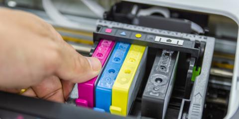 How Ink Cartridges Are Made, Staten Island, New York